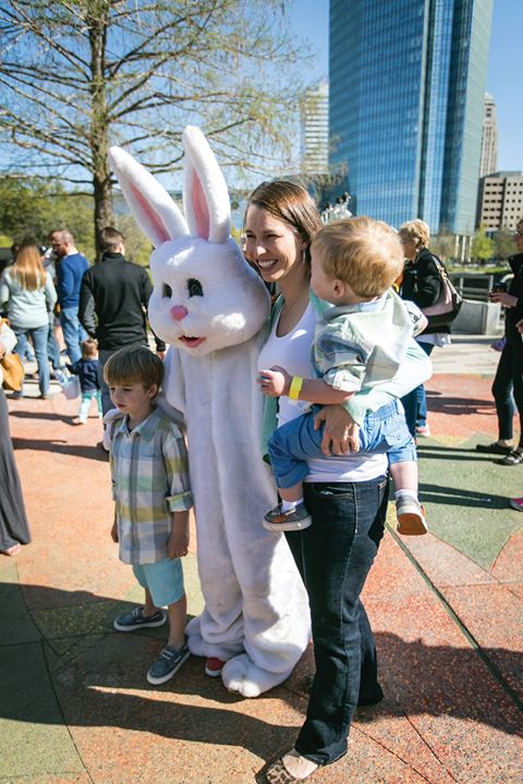 SOLD OUT Myriad Gardens Annual Easter Egg Hunt