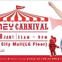 PONEY Carnival 2018 at Johor Bahru