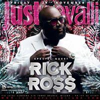 Rick Ross Special Guest al Just Cavalli