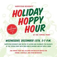 Hampstead Residents Holiday Hoppy Hour