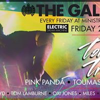 The Gallery Tommy Trash