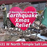 El Barrio Salva Al Barrio-Earthquake Xmas Relief for Oaxaca Kids