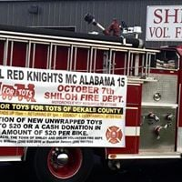 2nd Annual Red Knights Toys for Tots Benefit Ride