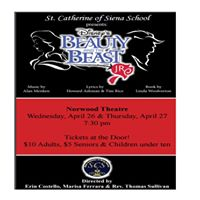SCS presents Beauty &amp the Beast at Norwood Theatre