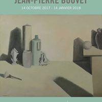 Visite commente de lexposition Jean-Pierre Bouvet