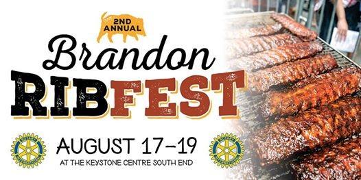 2nd Annual Brandon RibFest