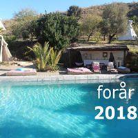 YOGA Ferie i Andalusien - 6. maj - 16. maj 2018