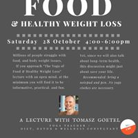 The Yoga of Food &amp Healthy Weight Loss