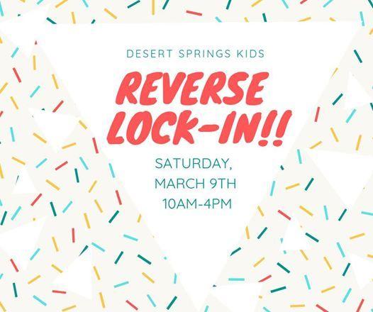 Reverse Lock-In
