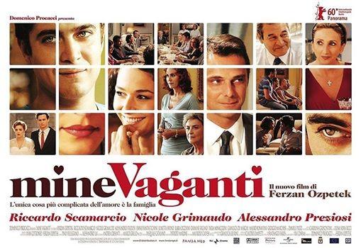 Italian movie night Mine Vaganti - Loose Cannons.