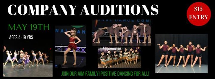 Competition Team Auditions 19-20 Teams