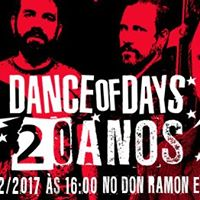 DANCE of DAYS 20 ANOS no Don Ramon em Guarulhoas
