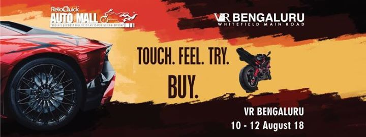 Auto Mall at VR Bengaluru