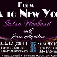 From La to New York Salsa weekend