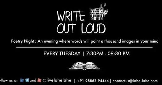 Write Out Loud 132