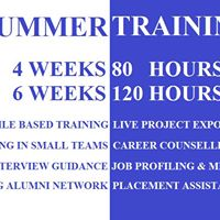 Summer Training &amp Internship 2017