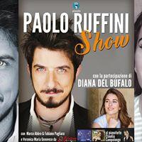 Paolo Ruffini Show con Diana Del Bufalo a Sanremo