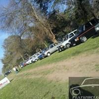 ENCUENTRO OFICIAL FIAT128CLUB DICIEMBRE 17  Parque Pereyra Iraola