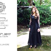 Eid Exhibition by Khadija Khalid