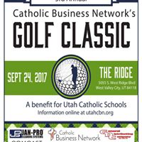 3rd Annual Utah CBN Charity Golf Classic
