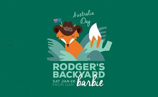 Rodgers Backyard Barbie - Australia Day in Sportys