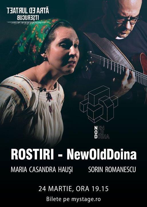 Rostiri - NewOldDoina