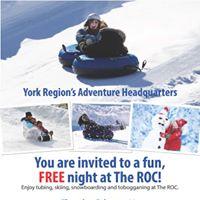 Free Night at The ROC