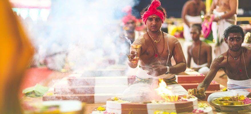 Navratri 2018 Celebration with Gurudev Sri Sri Ravi Shankar