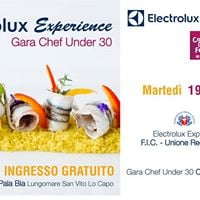 Electrolux Experience Cooking Show - Gara Chef Under 30