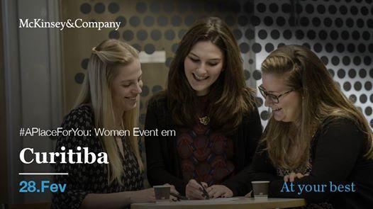 Aplaceforyou Women Event Curitiba