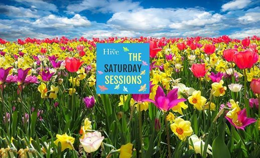 The Saturday Sessions - April - Spring