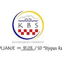 Okupljanje bosanskih studenata  31. 3. 2017  Kino forum