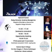 Kick off 2017 Seminario e Opportunity Meeting