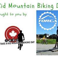 Take A Kid Mountain Biking Day 2017