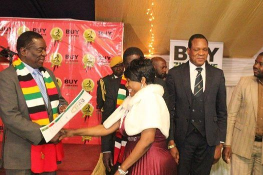 Buy Zimbabwe Awards