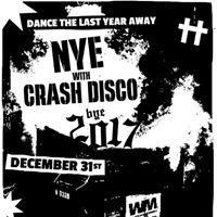 Black Sheep NYE Crash Disco with Germ The Worm
