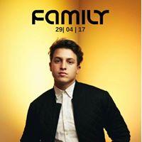 Family nightclub presents  Johnny Third