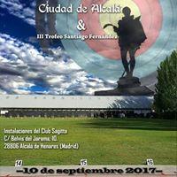 XXXV Trofeo Ciudad De Alcala Y III Trofeo Santiago Fernandez