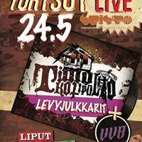 Yortsut Live Timo Kotipoltto  VVB