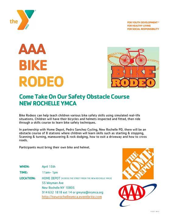 AAA Bike Rodeo 2017