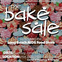 King of Hearts Bake Sale