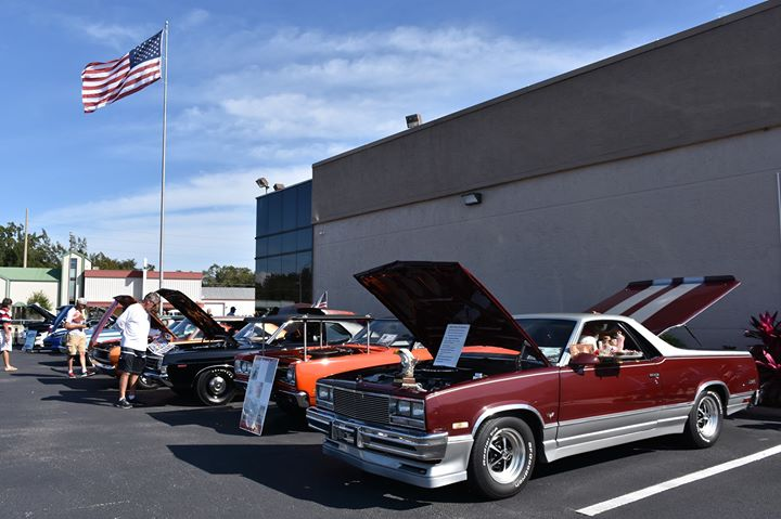 Monthly Car Show At Ideal Classic Cars Venice - Ideal classic cars car show
