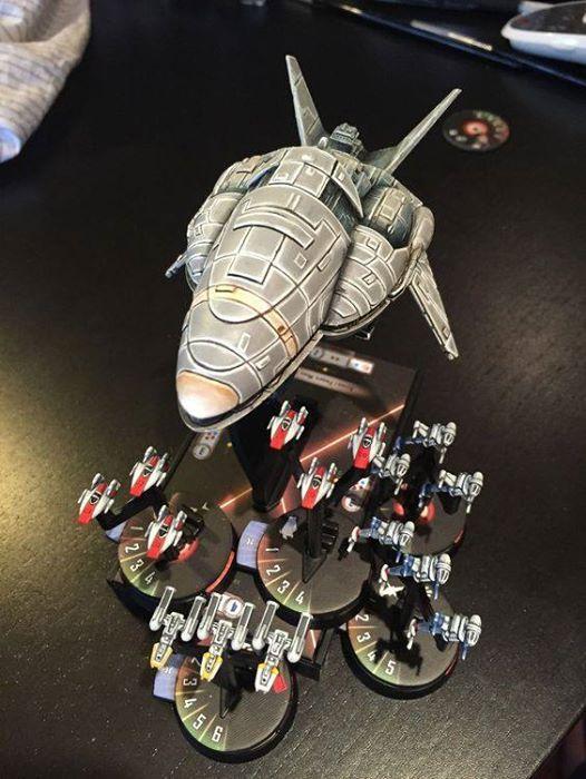 Star Wars Armada Small Fleet Tournament