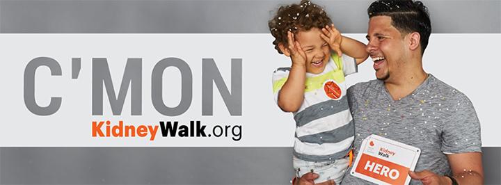 DFW Kidney Walk Kick Off