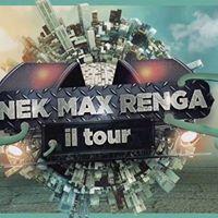 Nek Max Renga - Il Tour