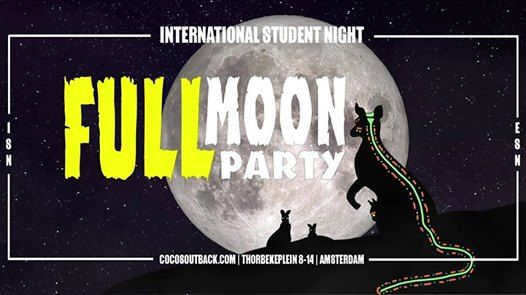 International Student Night - Full Moon Party