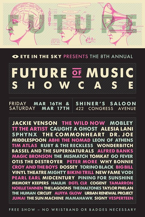 8th annual Future of Music Showcase