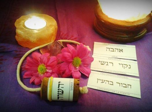 Taller pndulo hebreo