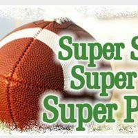 Super Bowl pot luck party