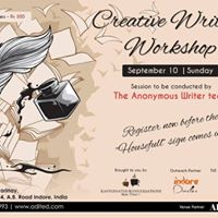 The Anonymous Writer Workshop